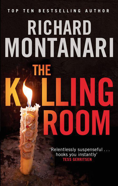 Montanari Richard - The Killing Room скачать бесплатно