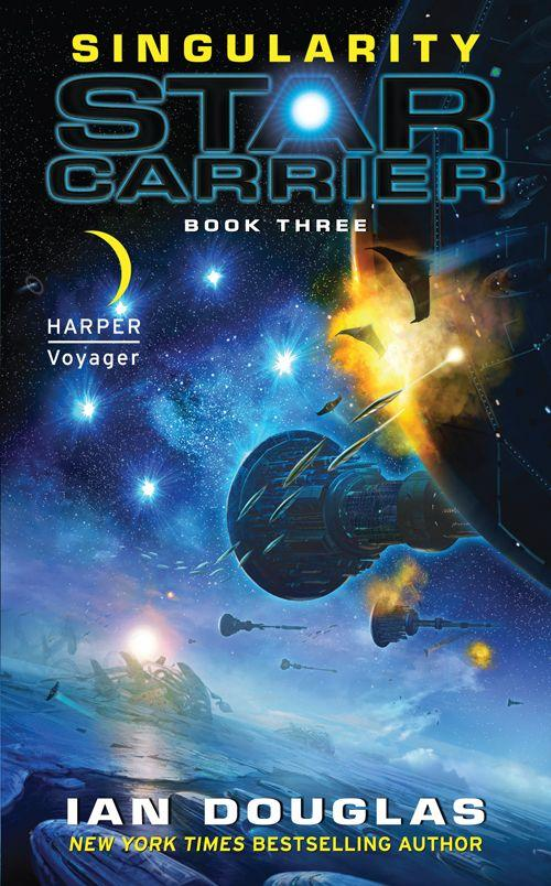 Douglas Ian - Singularity: Star Carrier: Book Three скачать бесплатно