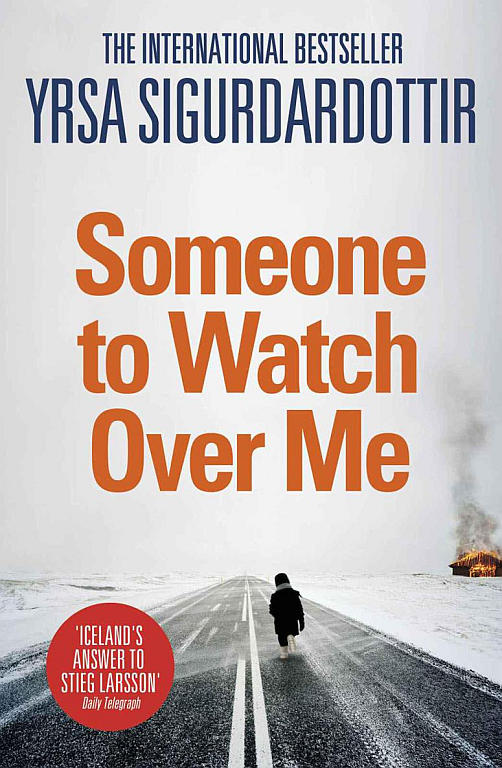 Sigurdardottir Yrsa - Someone to Watch Over Me скачать бесплатно
