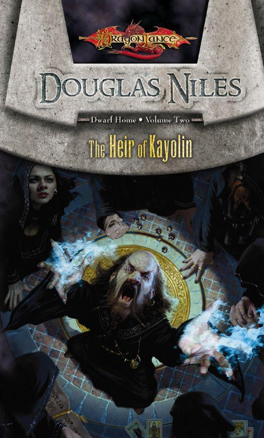 Niles Douglas - The Heir of Kayolin скачать бесплатно
