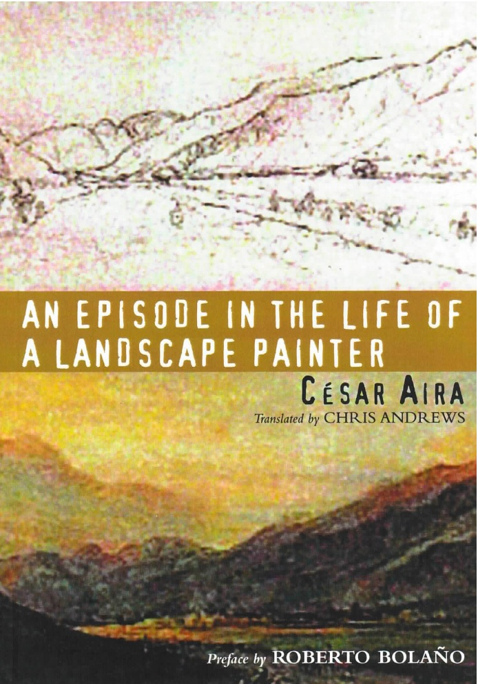 Aira Cesar - An Episode in the Life of a Landscape Painter скачать бесплатно