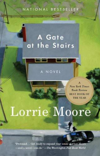 Moore Lorrie - A Gate at the Stairs скачать бесплатно