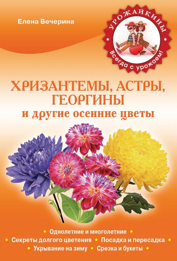 осенние цветы фото и название
