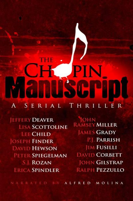 Deaver Jeffery - The Chopin Manuscript: A Serial Thriller скачать бесплатно