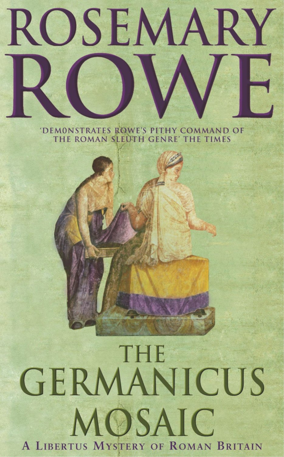 Rowe Rosemary - The Germanicus Mosaic скачать бесплатно