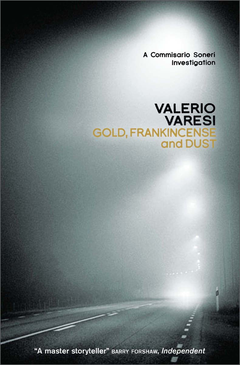 Varesi Valerio - Gold, Frankincense and Dust скачать бесплатно