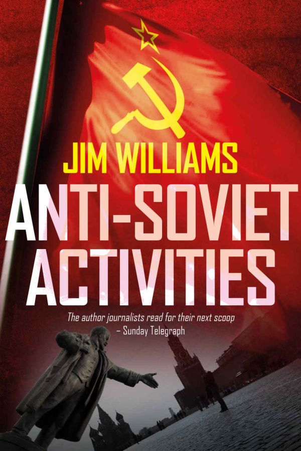 Williams Jim - Anti-Soviet Activities скачать бесплатно