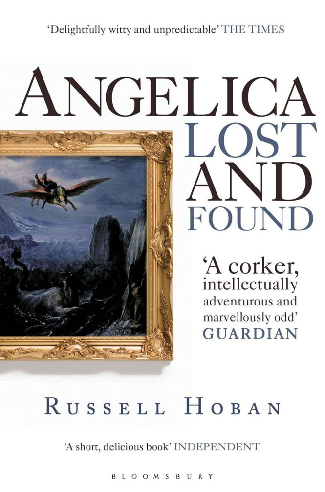 Hoban Russell - Angelica Lost and Found скачать бесплатно