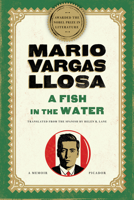 Vargas Llosa Mario - A Fish in the Water: A Memoir скачать бесплатно