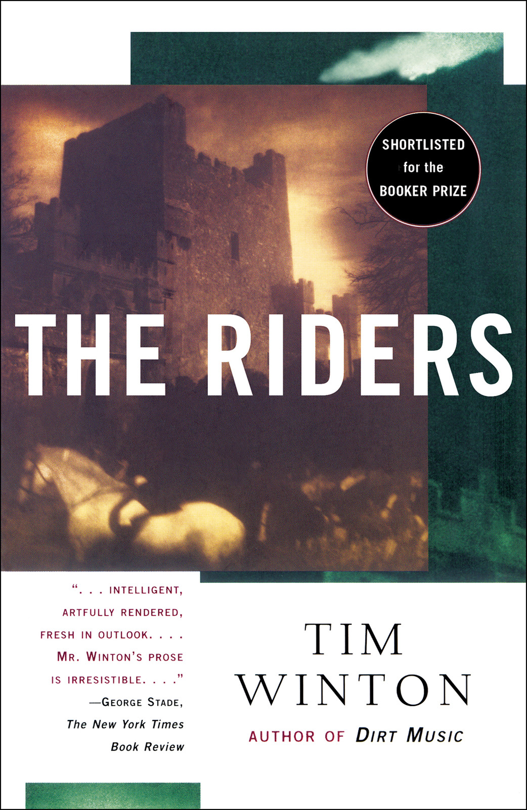 a review of the novel the riders by tim winton Review of the fiction of tim winton: earthed and sacred  (finally i have a convincing interpretation of what the riders, who gave their name to his 1994 novel.