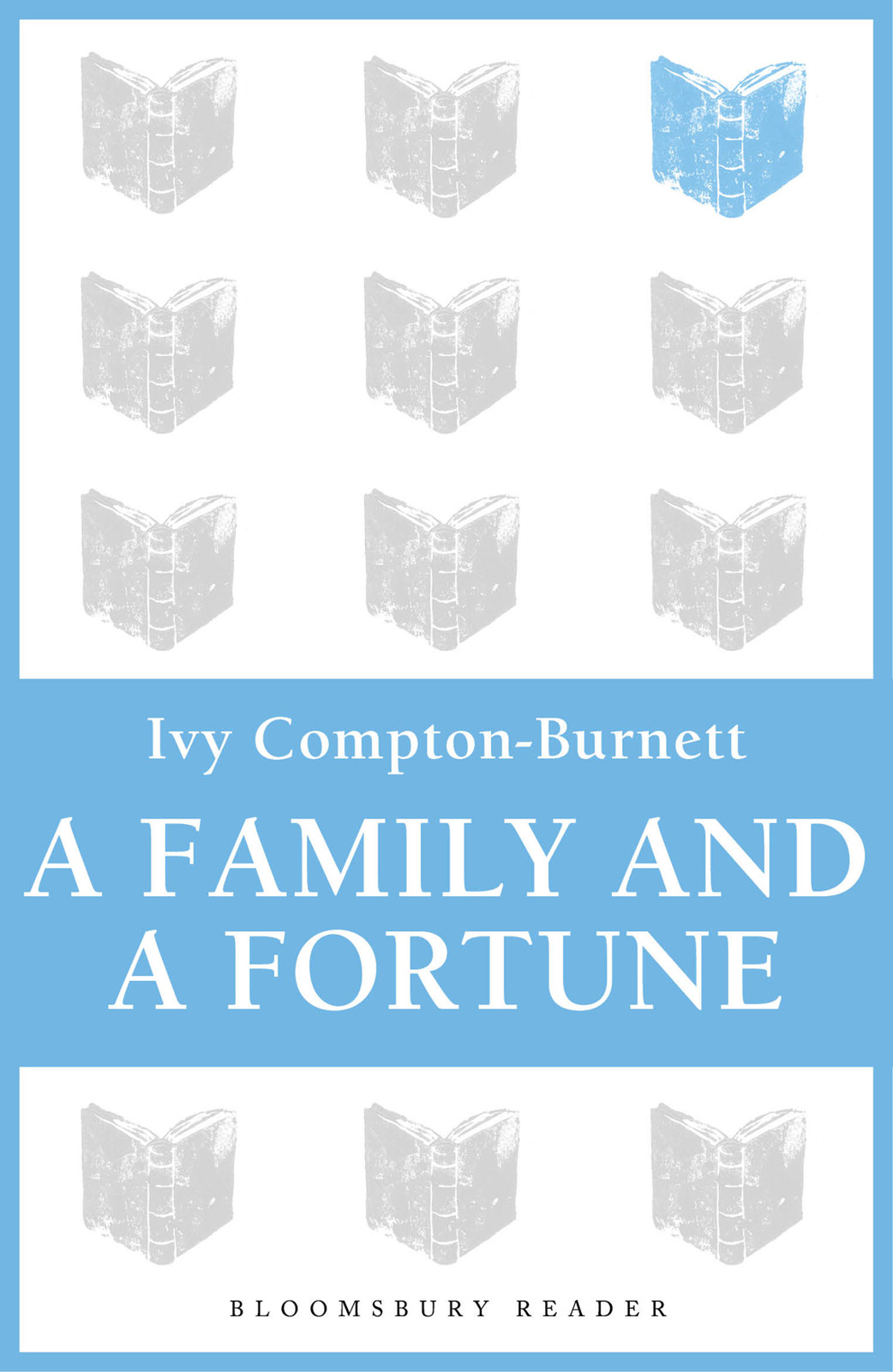Compton-Burnett Ivy - A Family and a Fortune скачать бесплатно