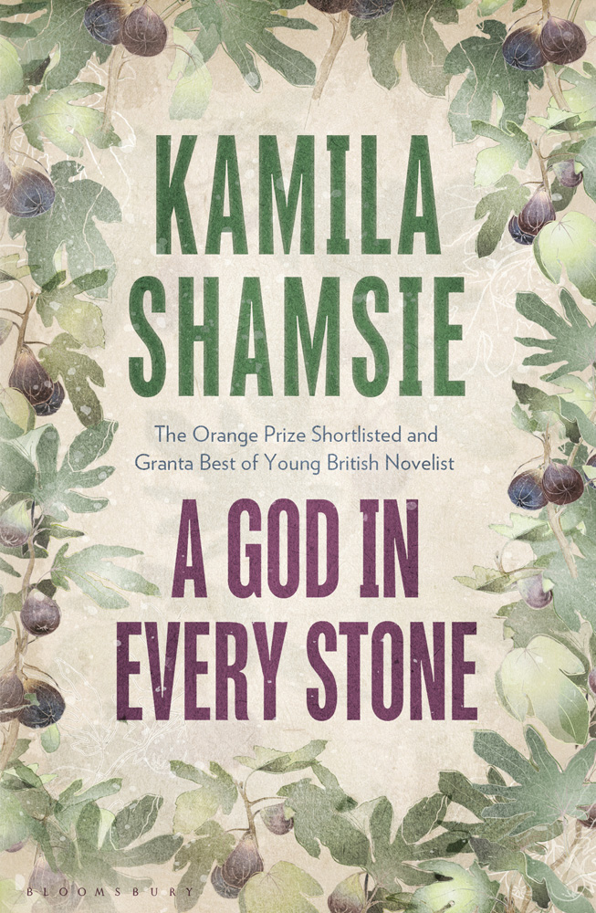 Shamsie Kamila - A God in Every Stone скачать бесплатно
