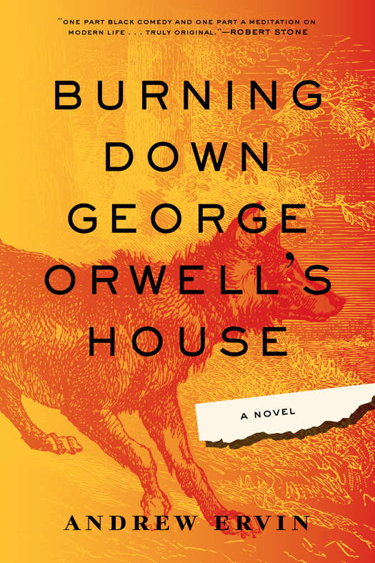 Ervin Andrew - Burning Down George Orwells House скачать бесплатно