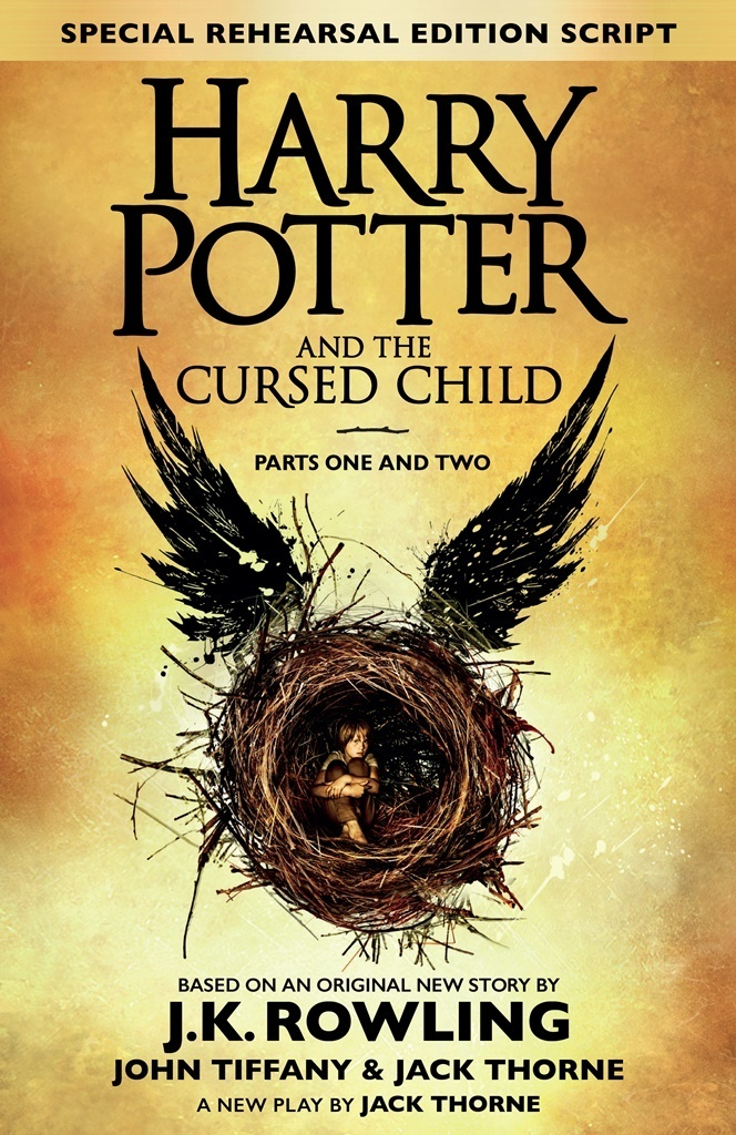 Rowling Joanne. - Harry Potter and the Cursed Child скачать бесплатно