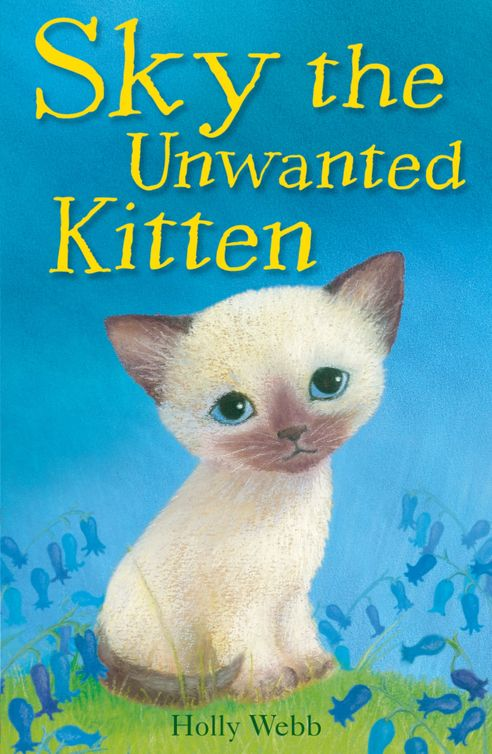Webb Holly - Sky the Unwanted Kitten скачать бесплатно