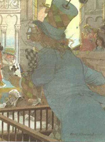 <b>Алиса</b> в стране чудес